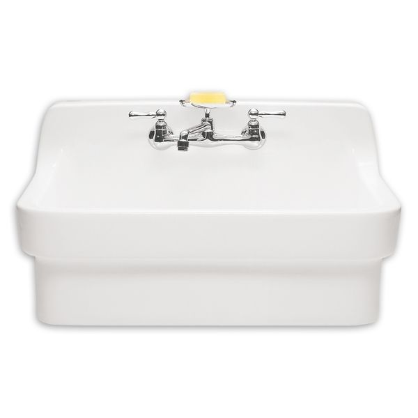 American Standard Country Porcelain 9062.008.020 White Utility Sink | Overstock.com Shopping - The Best Deals on Utility Sinks
