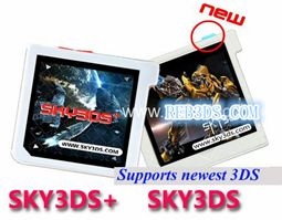R4 3ds plus card supports 3ds games on 3DS/N3DS XL 10.7.0-32? how to use? | REV3DS BLOG