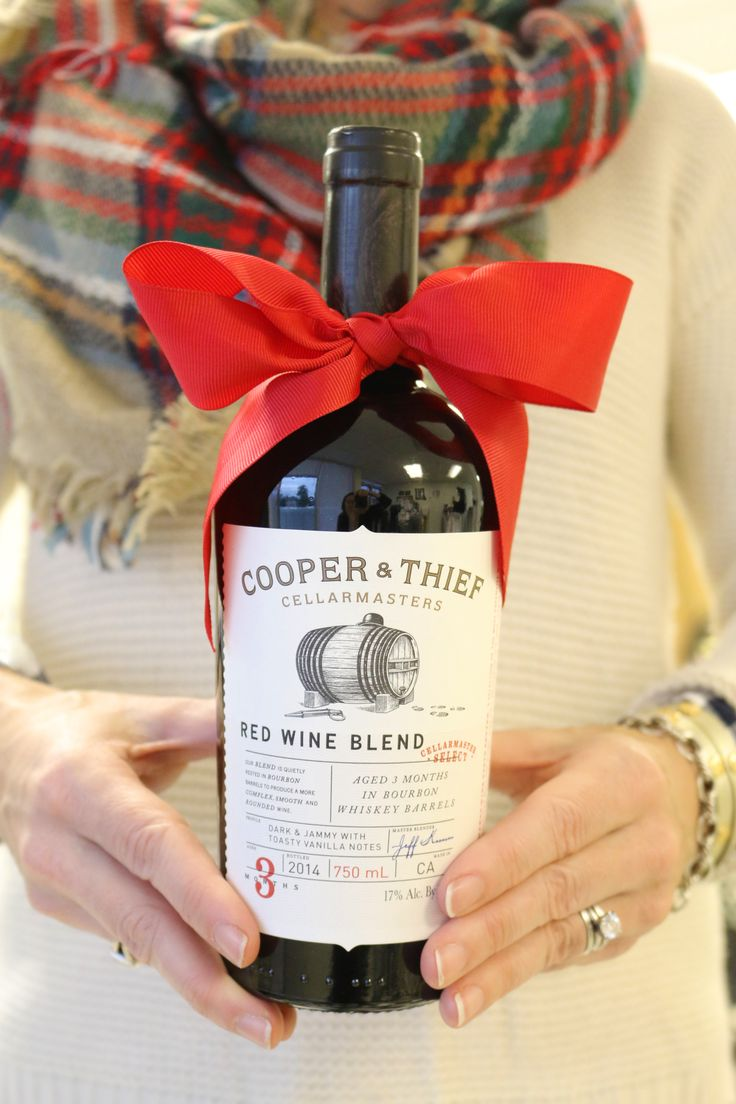 Cooper And Thief Red Blend Red Blend Wine Wine Bottle Rose Wine Bottle