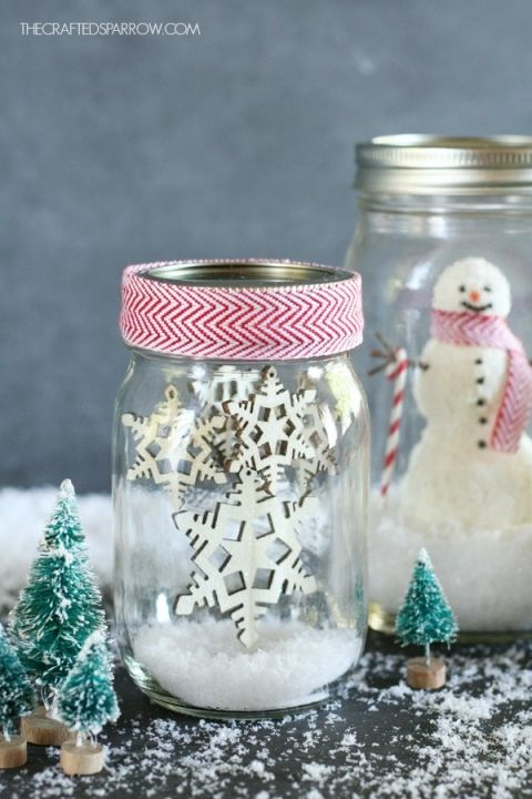 57 Best Images About Diy Christmas Spirit Jar Crafts