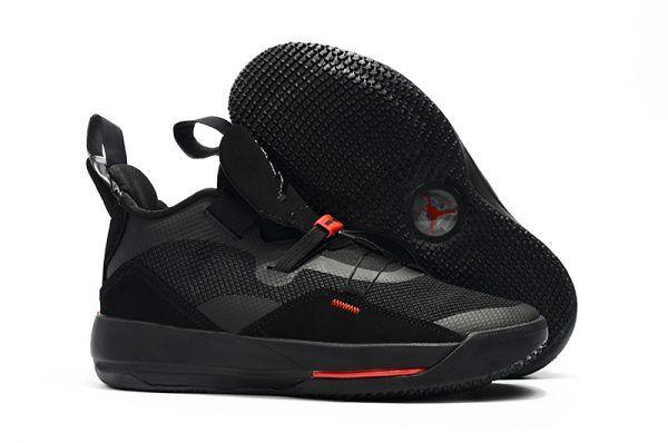 online retailer 4ec32 52831 2018 Newest Air Jordan 33 Shoes Black/University Red | Air ...