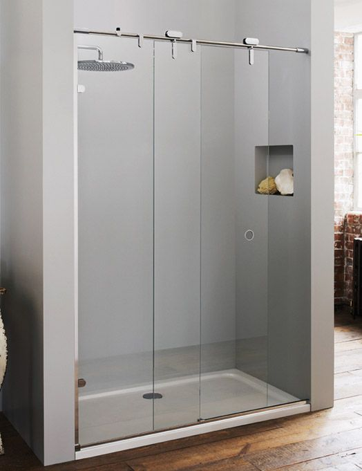 Shower enclosures and doors for small & large bathrooms, loft conversions and wet rooms