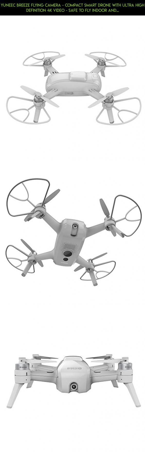 Yuneec Breeze Flying Camera - Compact Smart Drone with Ultra High Definition 4K video - safe to fly indoor and outdoor #tech #racing #wingsland #s6 #products #camera #technology #gadgets #plans #drone #shopping #fpv #parts #kit