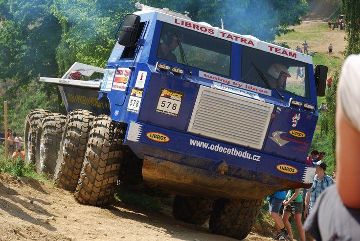 Tatra T815 8x8 RM 70 GRAD - Truck trial