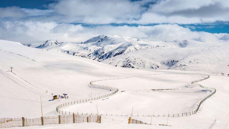 #Pirineo aragonés y #Andorra, los destinos más demandados para esta temporada de #nieve   #esqui #deporte