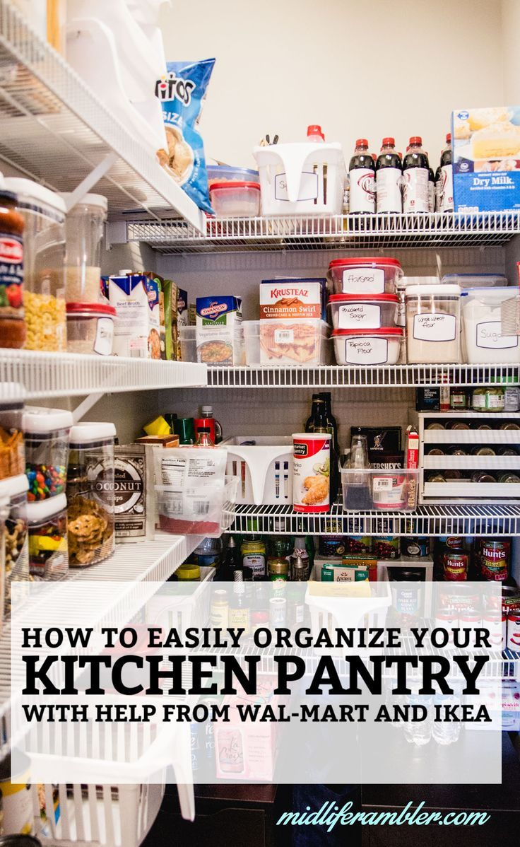 how to organize a kitchen pantry my kitchen pantry organization with help from ikea and 8765