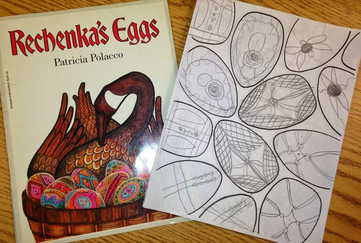 Easter Art with Rechenka's Eggs -- Pysanky Egg Masterpieces!