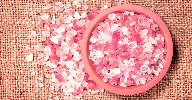 Do Not Be Fooled By Pink Himalayan Sea Salt!