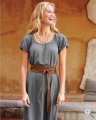 ADA Wrap Belt: Garnet Hill Woman Dresses, Women Fashion, Summer Dresses, Woman Fashion, Wraps Belts, Fashion Dresses, Ada Wraps, Knits Dresses, Grey Dresses