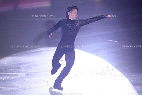 Daisuke Takahashi, JANUARY 6, 2012 - Figure Skating : ION Kesho Japan Super Challenge 2012 at Nippon Gaishi Arena, Nagoya, Aichi, Japan. (Photo by Akihiro Sugimoto/AFLO SPORT) [1080]