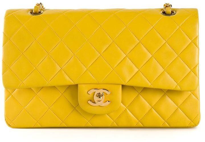 Chanel Vintage 'Classic 2.55' shoulder bag