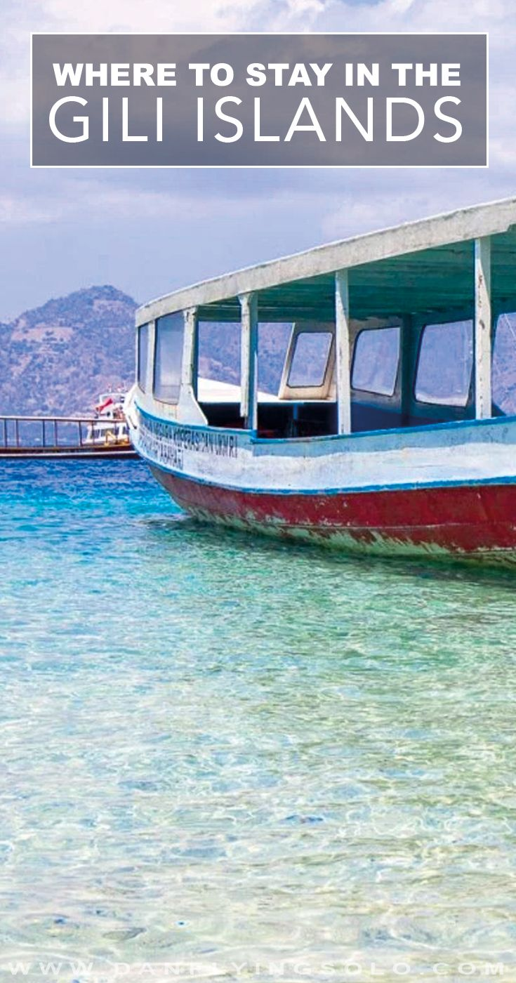 Bored of Bali? The Gili Islands offer clear waters, beautiful sands, whatever nightlife you want and TURTLES everywhere! Which island is best for you?