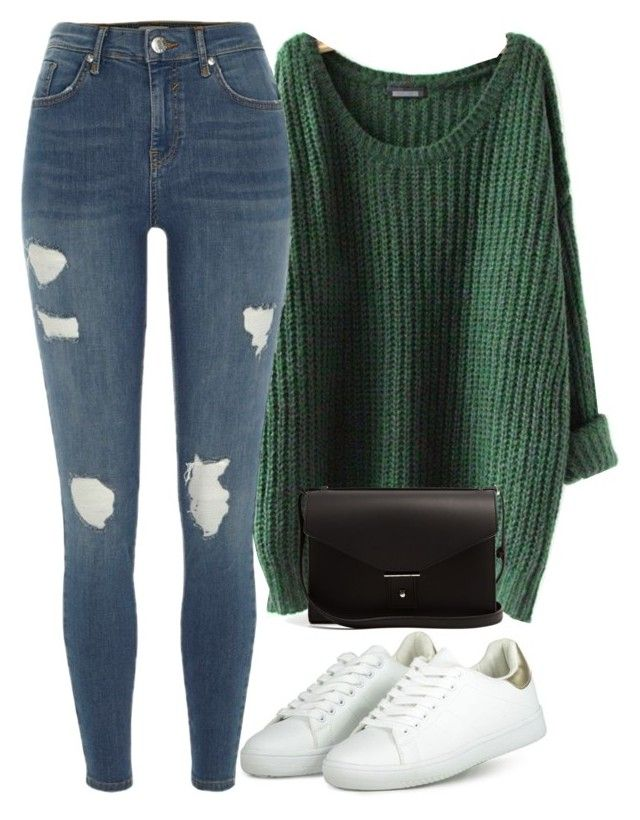 """#265"" by mintgreenb on Polyvore featuring River Island and PB 0110"