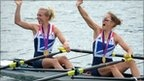 Great Britain's Sophie Hosking and Katherine Copeland - Olympics Day 8