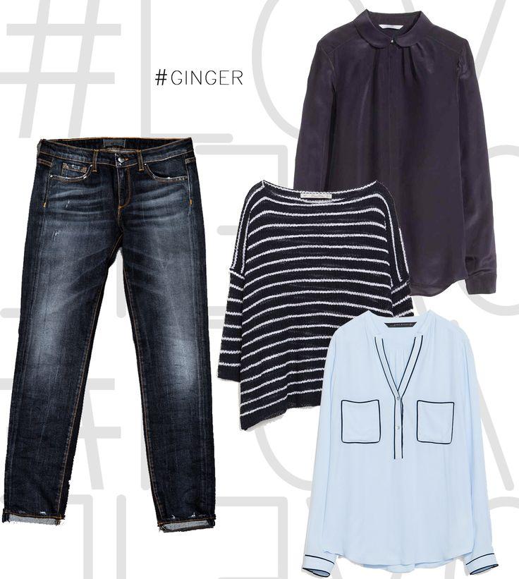 Ginger. #loveit #loveitjeans #perfectfit #denim #jeans #ginger