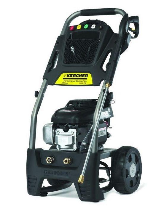 Karcher 5.0Hp Petrol Honda Engine High Pressure Cleaner 2800 PSI #G2800FH
