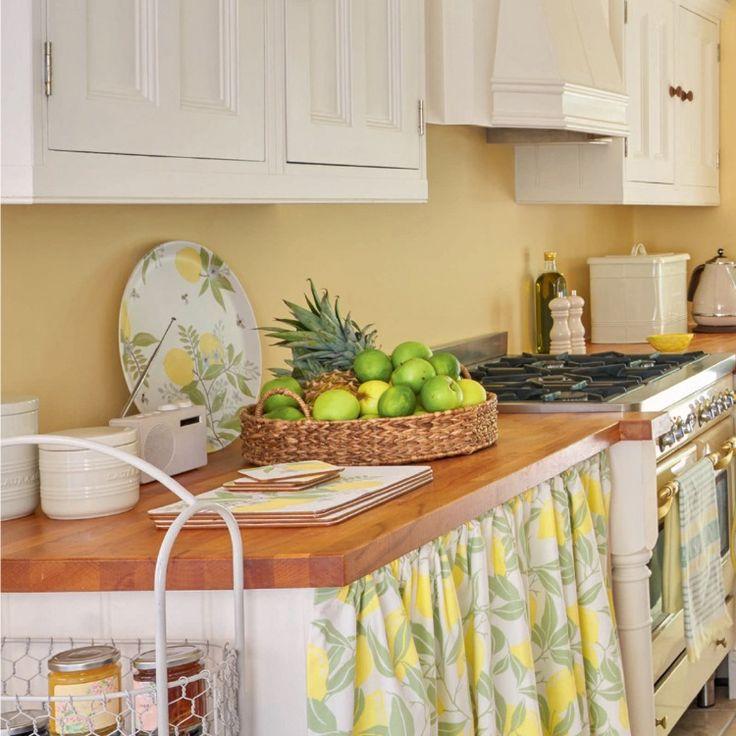 Lemon trend home interior design decorating wallpaper home