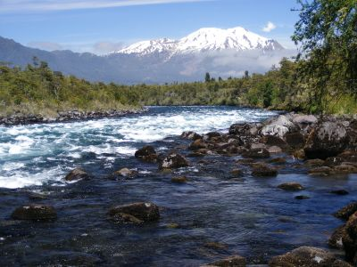 Petrohue River, South of Chile  Love my Country
