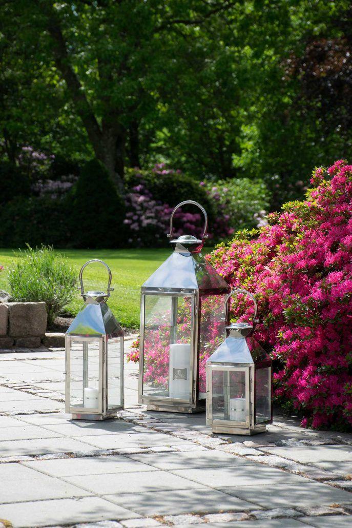 Lanterner til haven - find inspiration til havens hyggebelysning