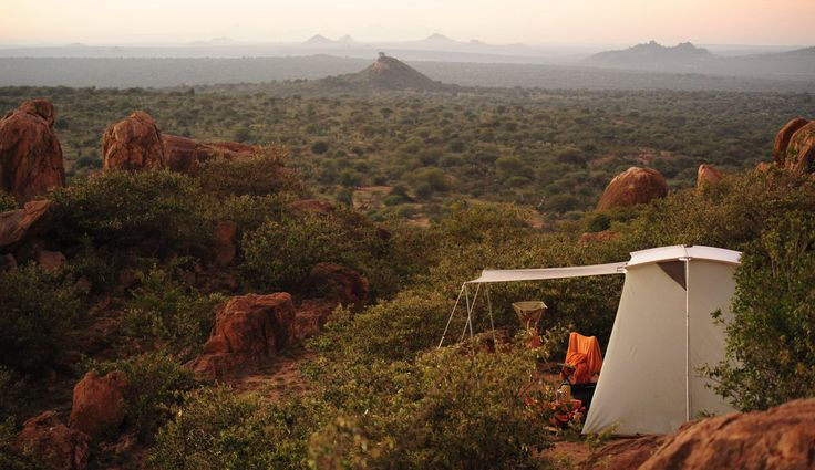 Escape the constraints of a vehicle and lose yourself in Kenya's stunning wilds. Walk with Samburu guides, fluent in English, Swahili and the local culture.
