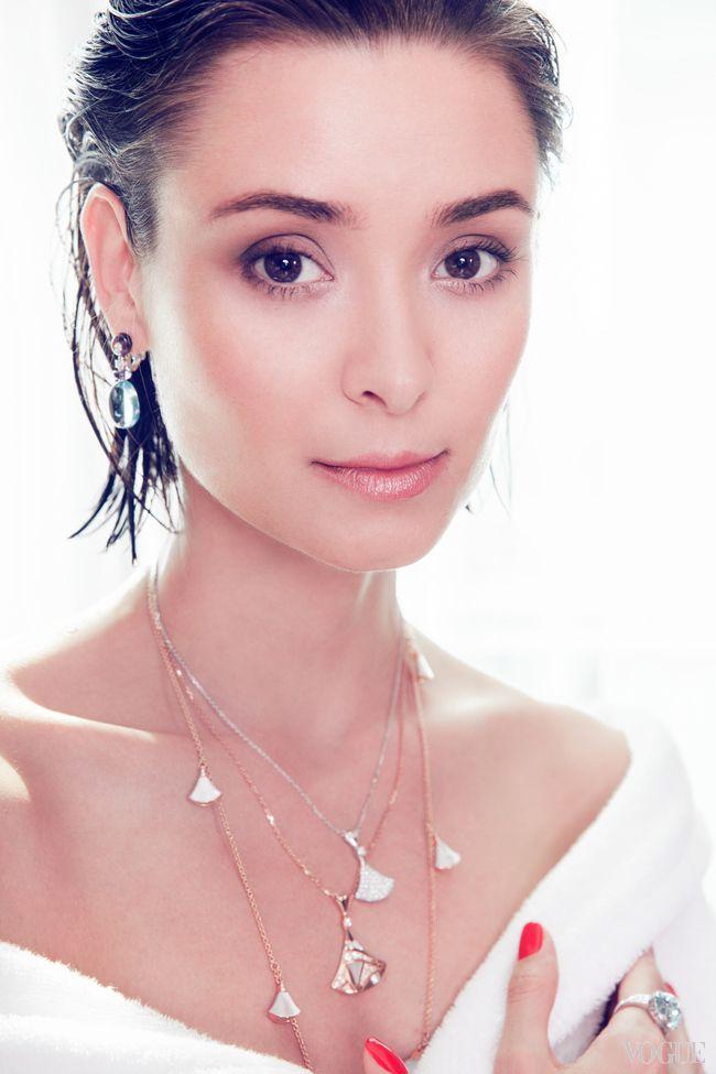 Спецпроект: Summer In Vogue - утренний дневной и вечерний макияж