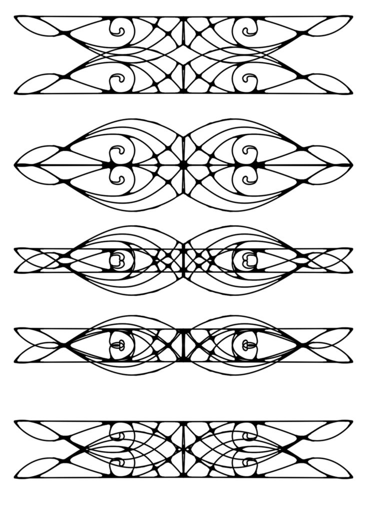 512 noveau design elements 01 by Tigers-stock.deviantart.com on @DeviantArt