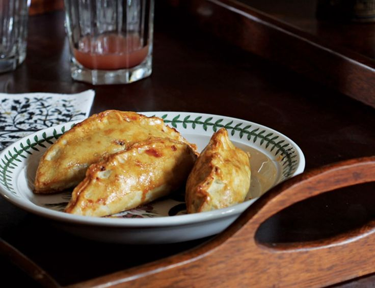 Boxing Day Pasties Recipe | Abel & Cole