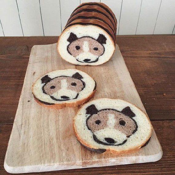 Японский хлеб для детей