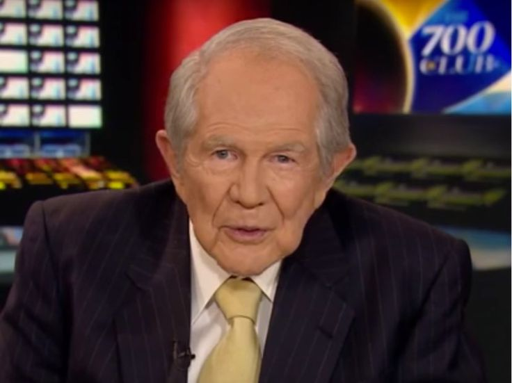 Pat Robertson: Trump 'Like the Phoenix' Freemason buzzword
