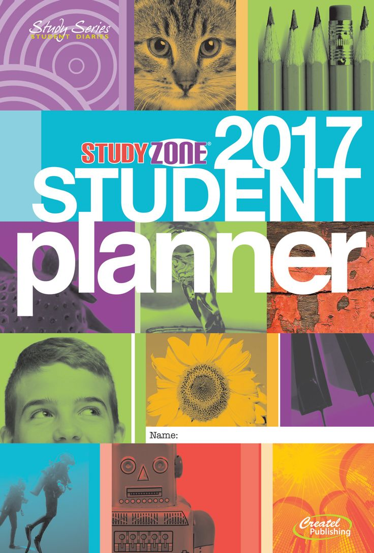 StudyZone is a fresh full-colour planner for students in Years 5 to 10. Designed to offer maximum writing space, StudyZone's easy-to-use week-to-a-view layout offers your students the flexibility to record homework and study in a way that works best for them.