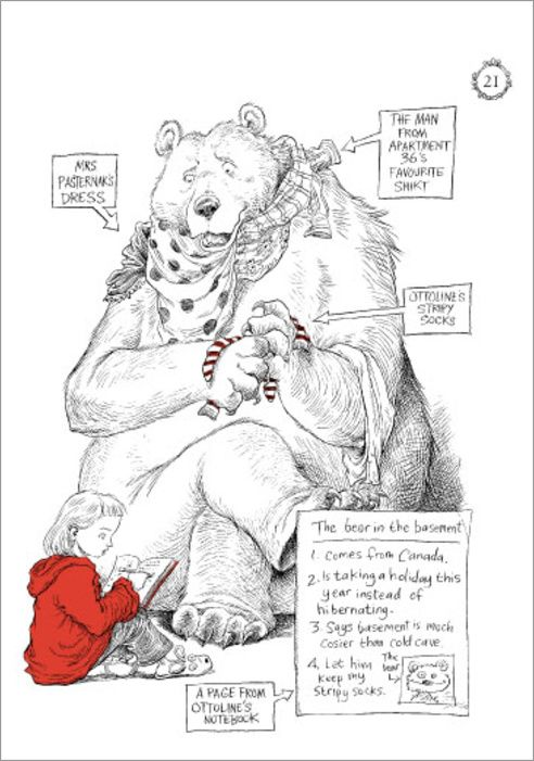 Ottoline bear