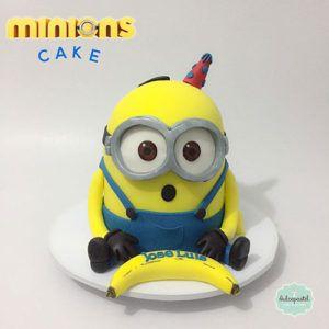 Torta Minions en Medellín por Dulcepastel.com  - Minions cake in Medellin by Dulcepastel.com 😁😬😳😮#minions #minionscake #minionsmovie #despicableme #despicableme2 #mivillanofavorito #mivillanofavorito2 #tortasmedellin #tortaspersonalizadas #tortastematicas #cupcakesmedellin #tortasartisticas #tortasporencargo #tortasenvigado #reposteriamedellin #reposteriaenvigado