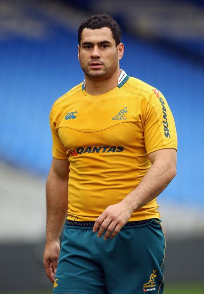 George Smith (No. 7, Australian rugby union player)