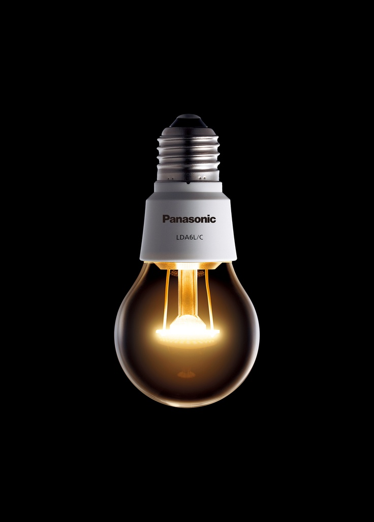Panasonicu0027s U0027Nostalgic Clearu0027 LED Bulb Recognised With IF Gold Product  Design Award For Second Year Running