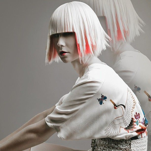 Toni & Guy photoshoot coming up this week #stylist #hair #fashion