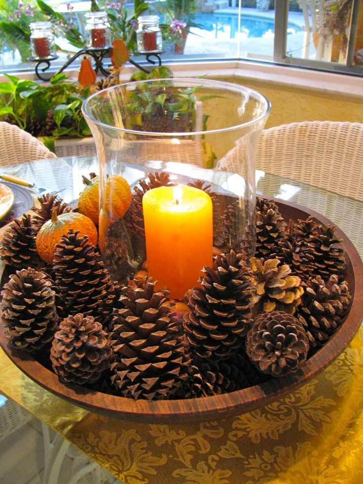 15 atmospheric autumn table decoration ideas to make yourself
