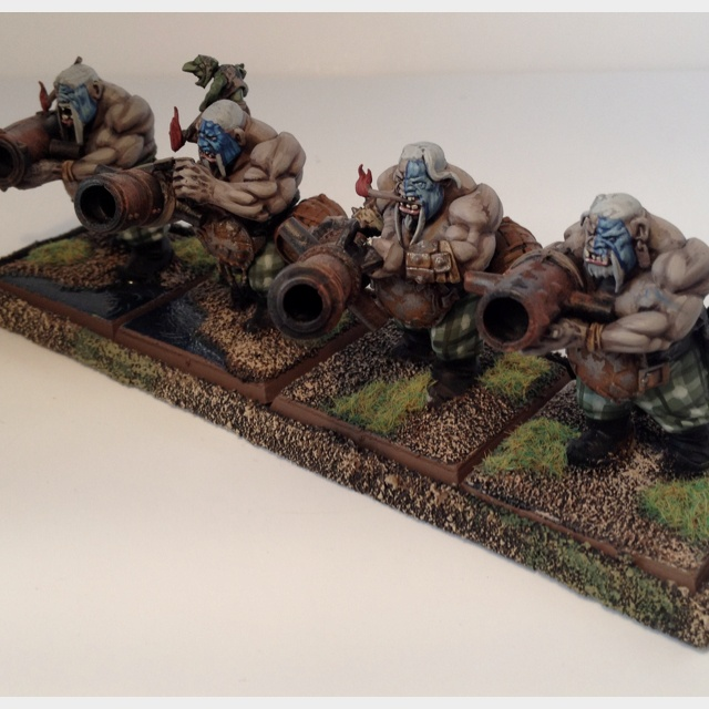 Ogre leadbelchers