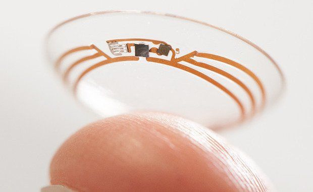Amazing Inventions Smart Contact Lenses | www.piclectica.com #piclectica