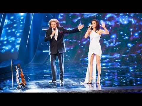 Zbigniew Wodecki & Natalia Szroeder - Z Tobą chcę oglądać świat Live 2016 - YouTube