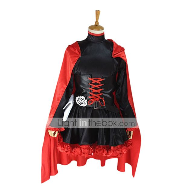 RBWY Cosplay clothing