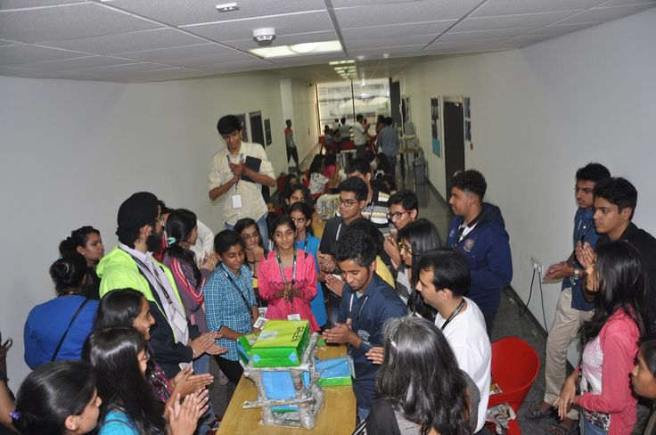 Students came from major cities like Bengaluru, Mumbai, Hyderabad, Delhi, Jaipur, Gujarat and Pune. The competition spanned over 3 days starting 28th Nov-30th Nov 2015  http://dskic.in