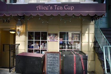 Alice's Tea Cup  alices tea cup momnthecity com Best Spots For Afternoon Tea In NYC