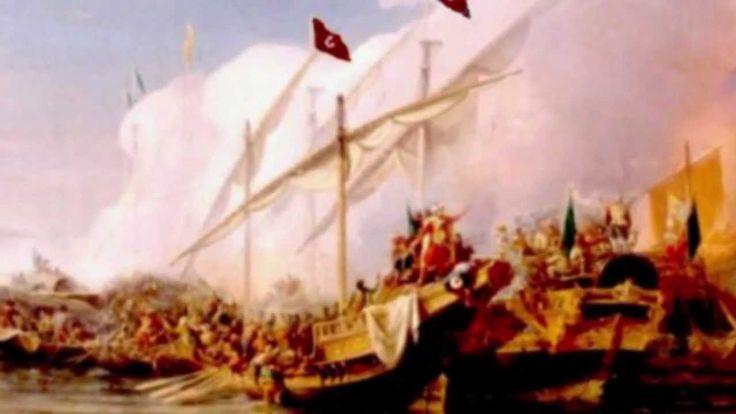 La batalla de Lepanto cambió su vida. #Cervantes