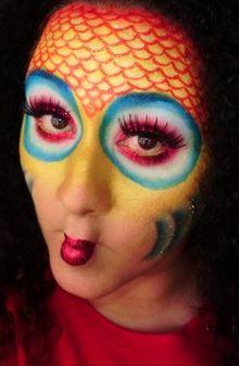 Male & Female Stylized/Fantasy Makeup - Makeup Morgue