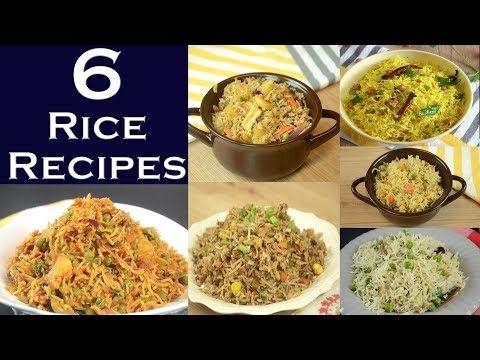 28 best youtube recipe images on pinterest youtube youtubers and rice recipes 6 different rice recipes youtube forumfinder Images