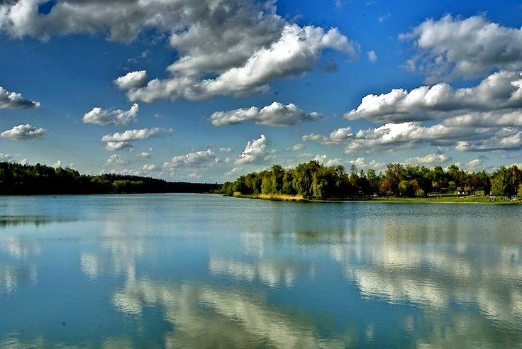 Gébárti tó, Zalaegerszeg - meseszép magyar tavak