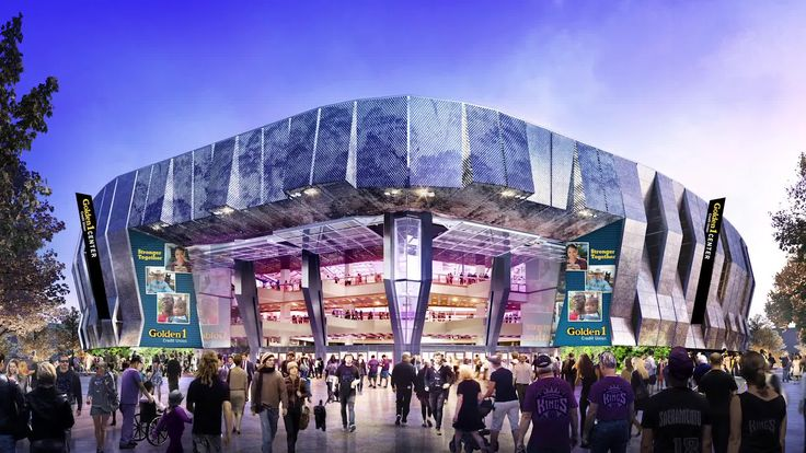 The Highest-Tech Stadium in Sports Is Pretty Much a Giant Tesla—The Sacramento Kings have created the most high-tech arena ever. To future-proof it, they made sure its core isn't just concrete: it's code; Details>