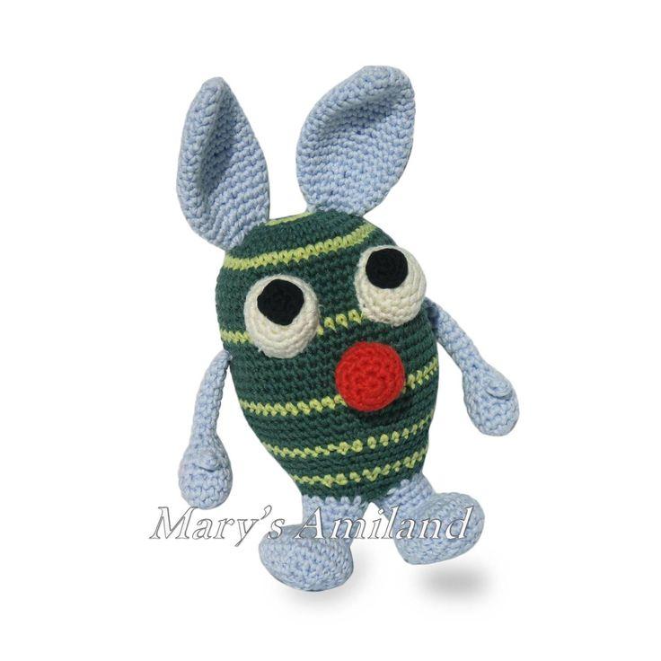 Stick The Ami - Amigurumi Crochet Pattern | Craftsy