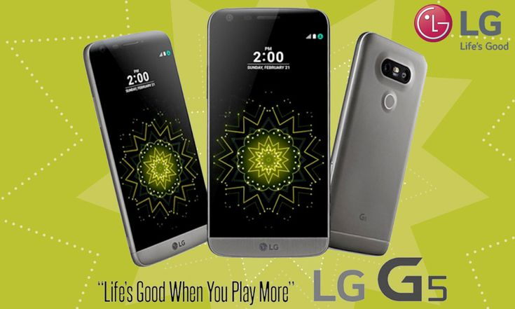 "LG G5 ""Life's Good When You Play More"" After a groundbreaking and highly successful 2015, LG Mobile has launched its highly anticipated LG G5 smartphone to South African consumers in April 2016. The LG G5 is engineered to implement the modular technology to bring unparalleled customization to smartphones. The G5 is the ideal device to<a href='http://www.popularmechanics.co.za/win/latest-competitions/win-an-lg-g5-smartphone/' class='read-more'>  Continue Reading »</a>"