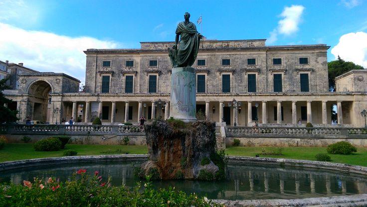 Old Palace, Corfu
